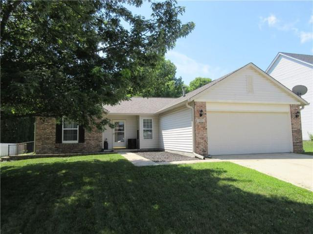 4821 Pineleigh Place, Greenwood, IN 46143 (MLS #21586631) :: The Evelo Team