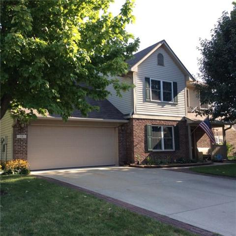 58 Lasalle Court, Whiteland, IN 46184 (MLS #21586664) :: The Indy Property Source