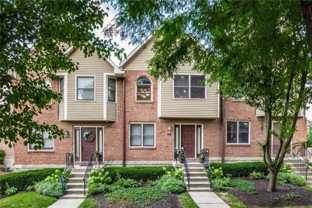 468 E 10TH Street, Indianapolis, IN 46202 (MLS #21586694) :: The ORR Home Selling Team