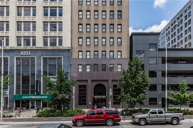 110 E Washington Street #801, Indianapolis, IN 46204 (MLS #21586734) :: The Evelo Team