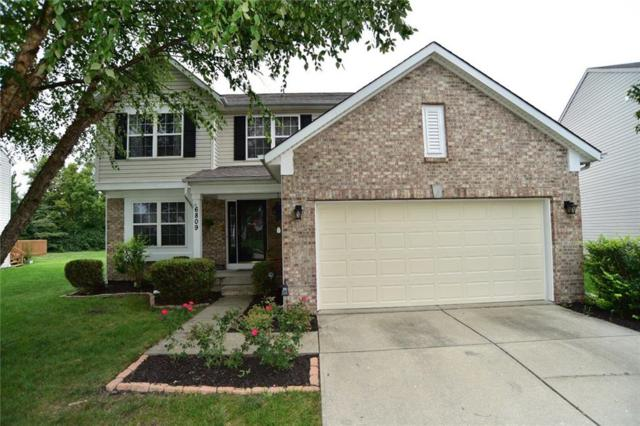 6809 Governors Point Boulevard, Indianapolis, IN 46217 (MLS #21586764) :: The Evelo Team