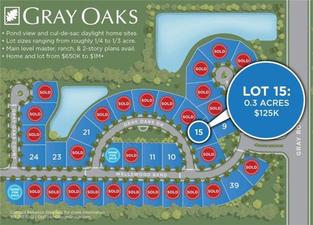 4760 Gray Oaks Drive, Carmel, IN 46033 (MLS #21586768) :: AR/haus Group Realty