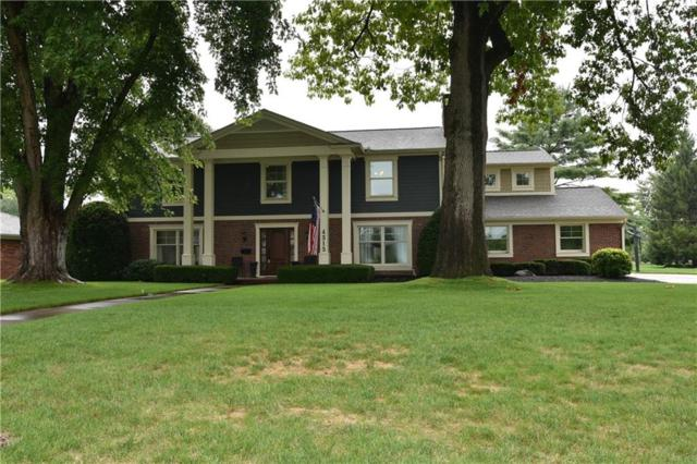 4315 N Riverside Drive, Columbus, IN 47203 (MLS #21586812) :: Mike Price Realty Team - RE/MAX Centerstone