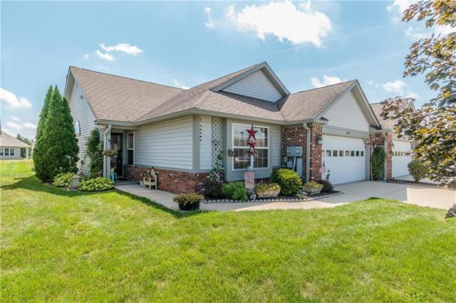 1253 Lexington Trail, Greenfield, IN 46140 (MLS #21586897) :: The ORR Home Selling Team