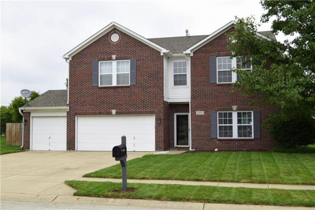 13051 Coyote Run, Fishers, IN 46038 (MLS #21586901) :: The Evelo Team