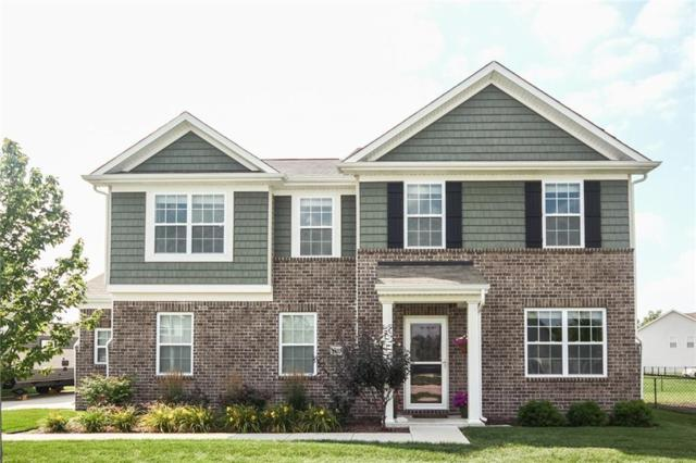 6633 W Dickens Crossing, Mccordsville, IN 46055 (MLS #21586925) :: The Evelo Team