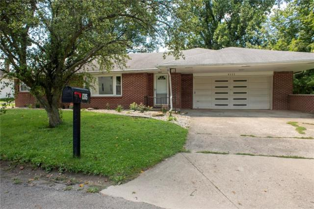 8305 S Snider, Daleville, IN 47334 (MLS #21587015) :: The ORR Home Selling Team
