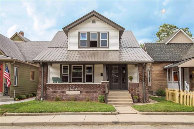 1622 Lexington Avenue, Indianapolis, IN 46203 (MLS #21587046) :: The ORR Home Selling Team