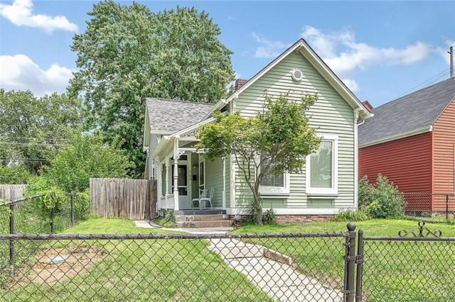 964 English Avenue, Indianapolis, IN 46203 (MLS #21587056) :: Mike Price Realty Team - RE/MAX Centerstone