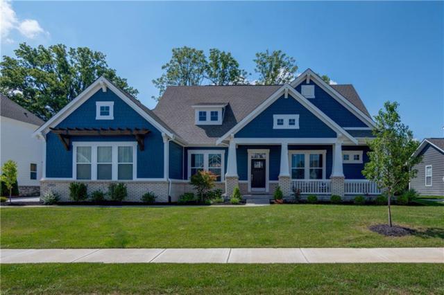 3681 Shady Lake Drive, Westfield, IN 46074 (MLS #21587093) :: Heard Real Estate Team | eXp Realty, LLC