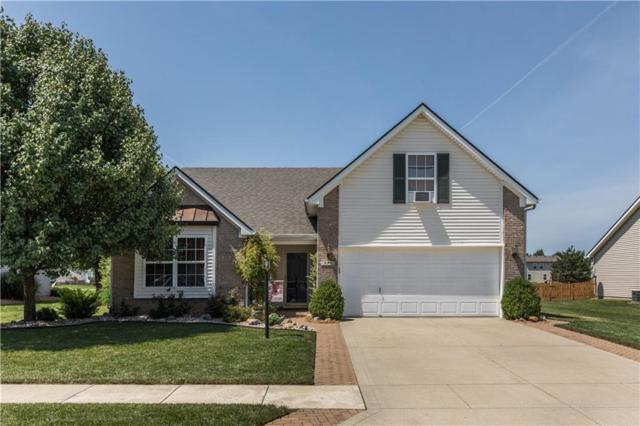 935 Nature Lake Circle, Brownsburg, IN 46112 (MLS #21587095) :: The Evelo Team