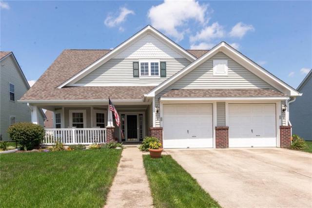1340 Bridgeport Drive, Westfield, IN 46074 (MLS #21587099) :: The ORR Home Selling Team