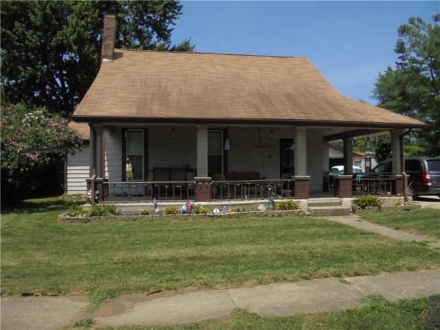 404 E Church Street, Eaton, IN 47338 (MLS #21587131) :: The ORR Home Selling Team