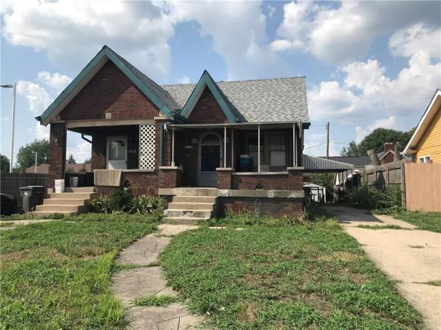 4412/4414 E 10th Street, Indianapolis, IN 46201 (MLS #21587133) :: Mike Price Realty Team - RE/MAX Centerstone