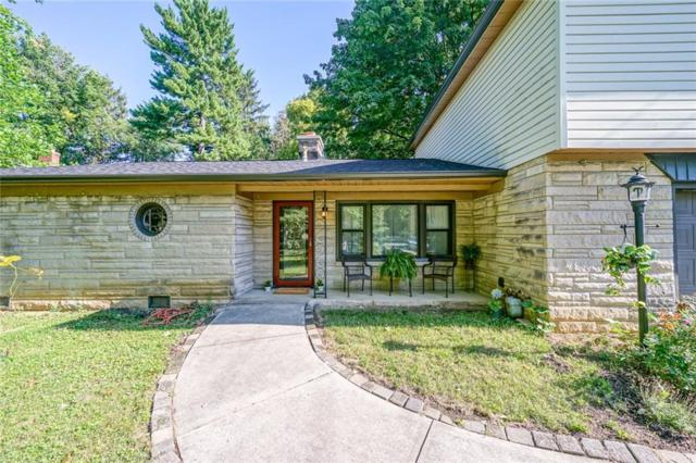 2120 Wynnedale Road, Indianapolis, IN 46228 (MLS #21587134) :: FC Tucker Company