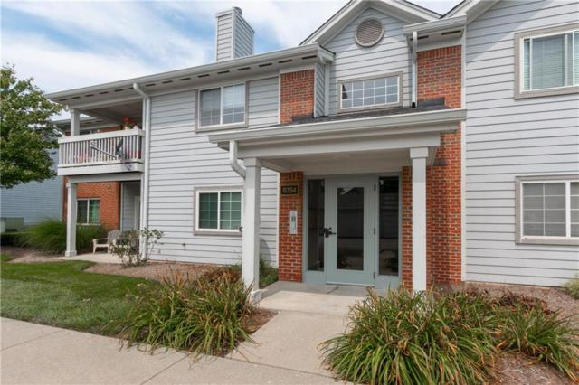 8354 Glenwillow Lane #104, Indianapolis, IN 46278 (MLS #21587149) :: FC Tucker Company
