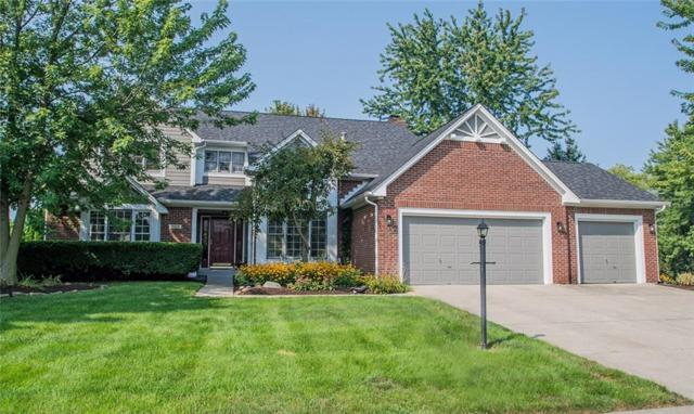 8358 Admirals Landing Place, Indianapolis, IN 46236 (MLS #21587150) :: The Evelo Team