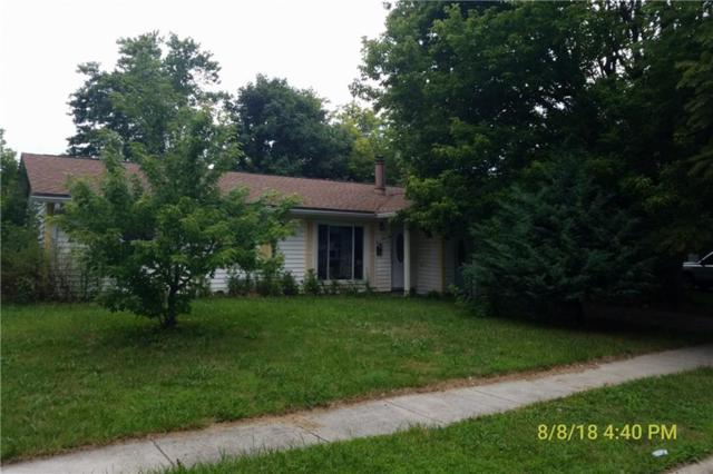 3608 Wellington Avenue, Indianapolis, IN 46226 (MLS #21588215) :: Richwine Elite Group