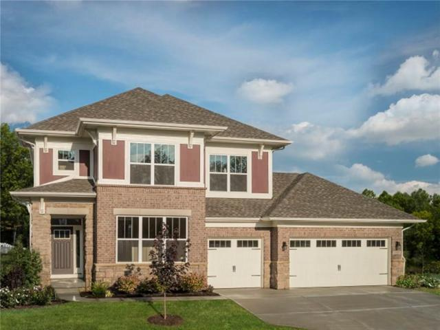 5964 Autumn Trail, Brownsburg, IN 46112 (MLS #21588229) :: The ORR Home Selling Team