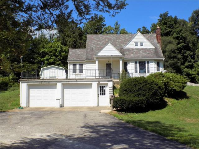 326 Highfall Avenue, Greencastle, IN 46135 (MLS #21588278) :: The ORR Home Selling Team