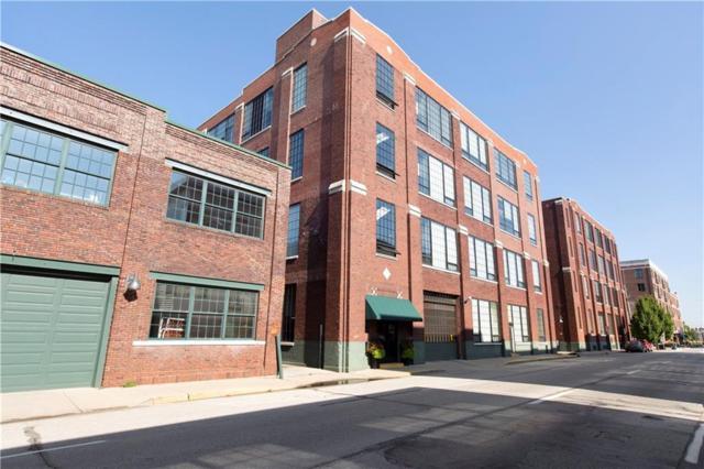 630 N College Avenue #205, Indianapolis, IN 46204 (MLS #21588321) :: FC Tucker Company