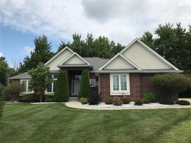 32 Parkside Court, Batesville, IN 47006 (MLS #21588341) :: The ORR Home Selling Team