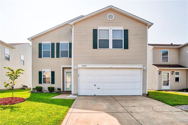 2547 Harvest Moon Drive, Greenwood, IN 46143 (MLS #21588380) :: The Evelo Team