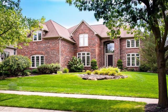 13133 Brooks Landing Place, Carmel, IN 46033 (MLS #21588389) :: Richwine Elite Group