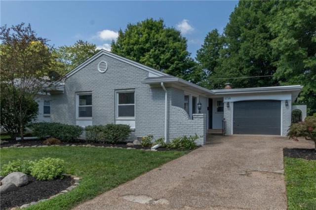5738 N Rural Street, Indianapolis, IN 46220 (MLS #21588409) :: Richwine Elite Group