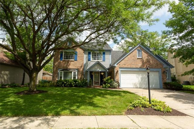 5036 Callan Drive, Indianapolis, IN 46254 (MLS #21588455) :: Mike Price Realty Team - RE/MAX Centerstone