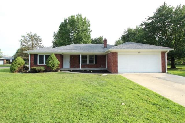 1007 Swinford Street, Shelbyville, IN 46176 (MLS #21588460) :: Mike Price Realty Team - RE/MAX Centerstone