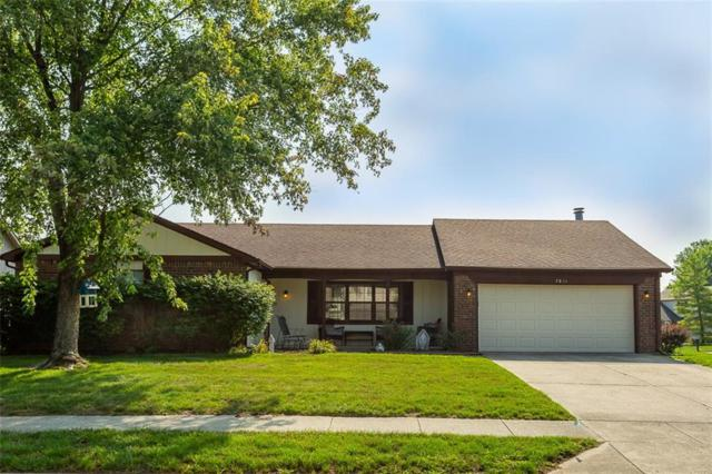 7631 Old Oakland Blvd West Drive, Lawrence, IN 46236 (MLS #21588471) :: Indy Scene Real Estate Team