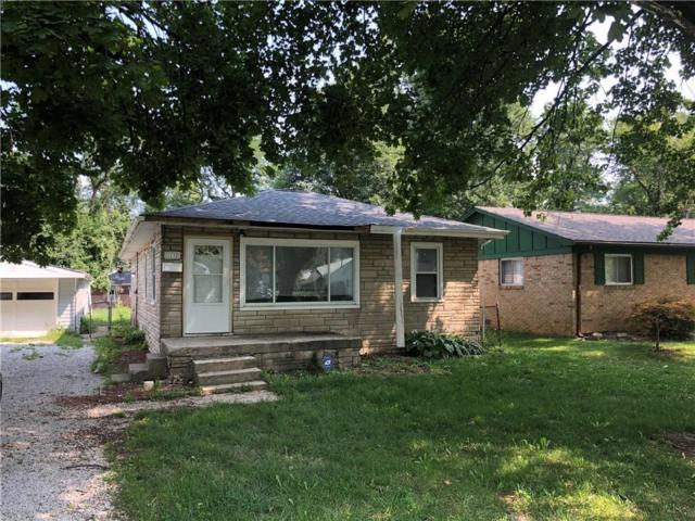 7132 E 47th Street, Indianapolis, IN 46226 (MLS #21588472) :: The Evelo Team