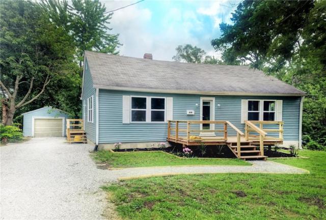 618 W Mill Street, Danville, IN 46122 (MLS #21588483) :: Heard Real Estate Team | eXp Realty, LLC