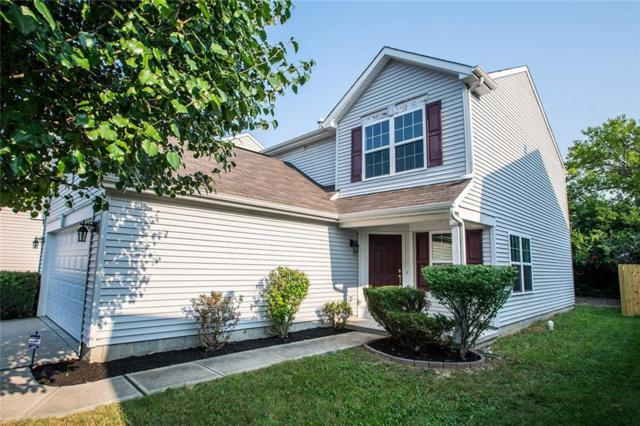 3506 Birchfield Place, Indianapolis, IN 46268 (MLS #21588537) :: The ORR Home Selling Team