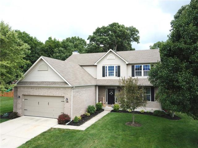 1673 Beautymeadow Drive, Brownsburg, IN 46112 (MLS #21588611) :: The Evelo Team