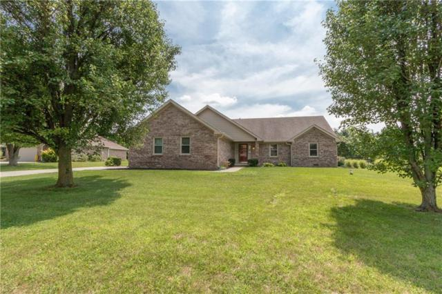 5267 W Granite Court, New Palestine, IN 46163 (MLS #21588614) :: The Indy Property Source