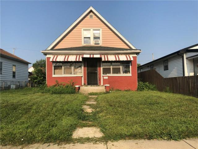 302 S Randolph Street, Indianapolis, IN 46201 (MLS #21588674) :: Mike Price Realty Team - RE/MAX Centerstone