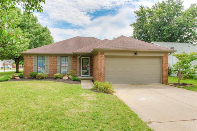 1295 Sycamore Lane, Danville, IN 46122 (MLS #21588716) :: Heard Real Estate Team | eXp Realty, LLC