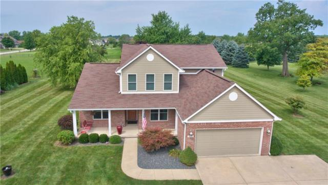 3616 Country Lane, Brownsburg, IN 46112 (MLS #21588718) :: The Evelo Team