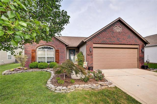 7916 Begonia Court, Camby, IN 46113 (MLS #21588754) :: The ORR Home Selling Team