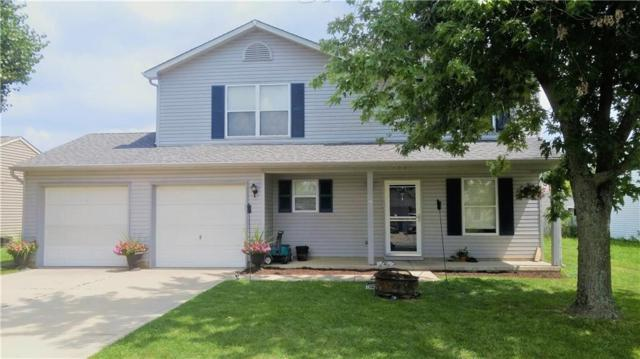 4061 Knollwood Avenue, Franklin, IN 46131 (MLS #21588806) :: The Evelo Team