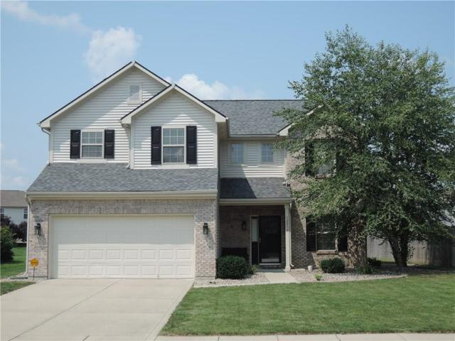 12830 Touchdown Drive, Fishers, IN 46037 (MLS #21588820) :: The Evelo Team