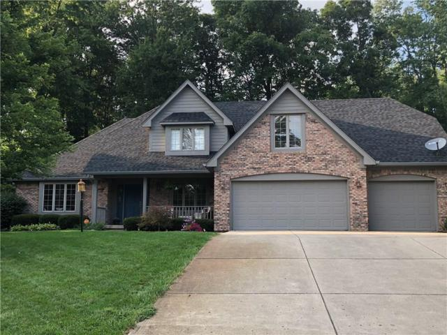 7702 W Williamswood Drive, New Palestine, IN 46163 (MLS #21588859) :: Indy Scene Real Estate Team