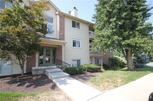 1059 Timber Creek Drive #11, Carmel, IN 46032 (MLS #21588868) :: The ORR Home Selling Team