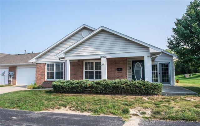 10932 Pinellas Park Drive, Indianapolis, IN 46229 (MLS #21588881) :: The ORR Home Selling Team