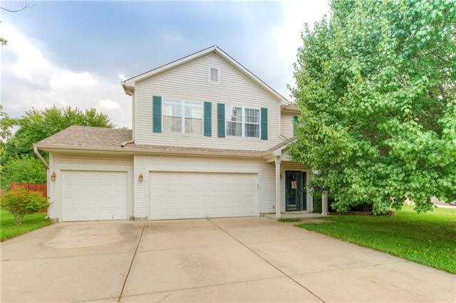 5833 Pennekamp Drive, Plainfield, IN 46168 (MLS #21588901) :: The Evelo Team