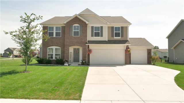 5561 W Woodhammer Trail, Mccordsville, IN 46055 (MLS #21588903) :: The Evelo Team