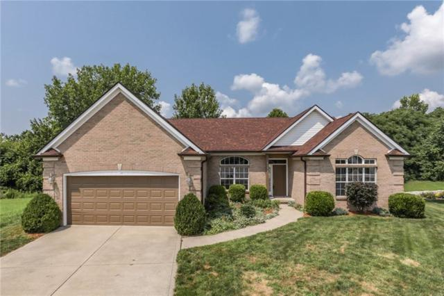 1192 Kay Drive, Greenwood, IN 46142 (MLS #21588908) :: Mike Price Realty Team - RE/MAX Centerstone