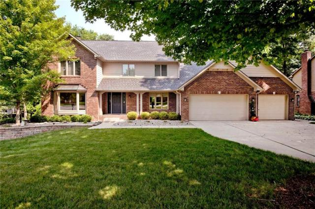7444 W Anton Way, New Palestine, IN 46163 (MLS #21588909) :: The Indy Property Source